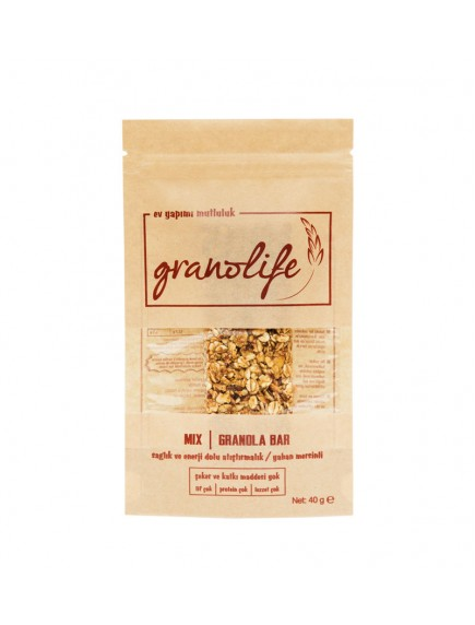 Mix Bar Granola 40gr - Granolife